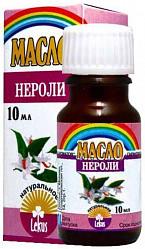 Лекус масло эфирное нероли 10мл