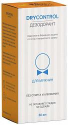 Драй контрол дезодорант для мужчин 60мл
