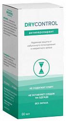 Драй контрол антиперспирант без спирта и запаха 60мл