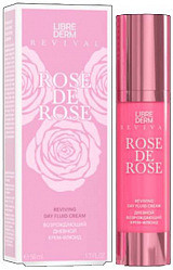 Либридерм роз де роз крем-флюид для лица возрождающий дневной 50мл