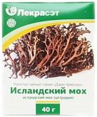 Исландский мох дары природы чайный напиток 40г
