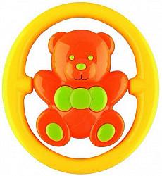 Лабби игрушка-погремушка мишутка-акробат 3+ арт.14783
