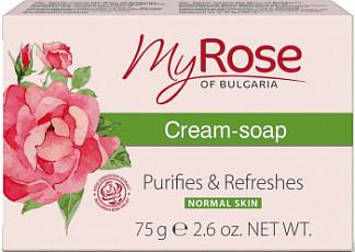 Май роуз крем-мыло 75г