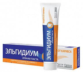 Эльгидиум зубная паста защита от кариеса 75мл