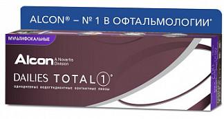 Дейлис тотал 1 линзы контактные мягкие -3,25 30 шт.