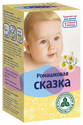 Ромашковая сказка чай для детей 1г 20 шт.
