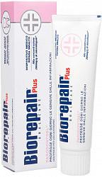 Биорепейер пародонтгель плюс зубная паста для профилактики заболеваний десен 75мл