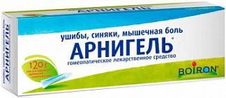 Арнигель 120г гель для наружного применения гомеопатический