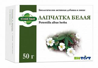 Лапчатка белая корневища 30г бад здоровье