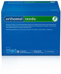 Ортомоль тендо порошок + таблетки + капсулы саше 30 шт.