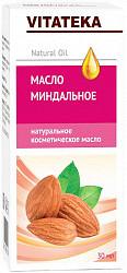 Витатека масло косметическое миндальное 30мл