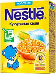 Нестле каша молочная кукуруза/бифидобактерии 5+ 220г