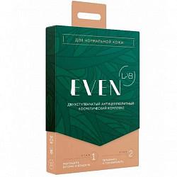 Ивен лаб пластырь антицеллюлитный косметический комплекс для нормальной кожи 10 шт.