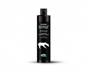Активное мумие шампунь для волос склонных к седине 330мл