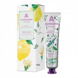 Ахромин классик крем для рук отбеливающий лимон-вербена 30мл