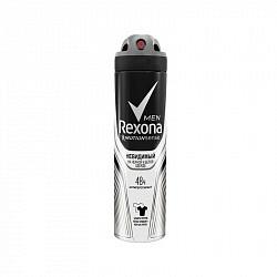 Рексона мэн невидимый на черном и белом антиперспирант 150мл аэрозоль