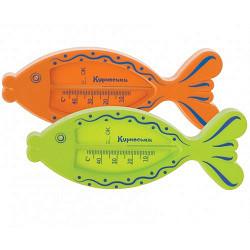 Курносики термометр для ванной рыбка арт.19113