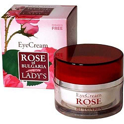 Роуз оф болгария крем для кожи вокруг глаз 25мл