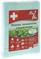 Минимакс пеленки универсальные 60х90 №10 (88020)