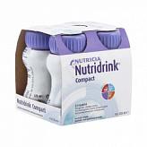 Нутридринк компакт протеин смесь нейтральный 125мл 4 шт.