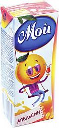 Мой сок апельсин 12+ 200мл