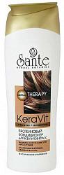 Кора сантэ (sante) кондиционер протеиновый для всех типов волос 400мл