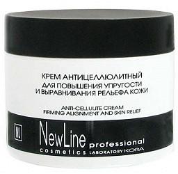 Кора нью лайн крем антицеллюлитный для повышения упругости и выравнивания рельефа кожи 300мл