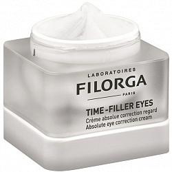 Филорга тайм-филлер крем для глаз корректирующий 15мл