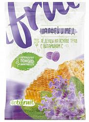 Виталор карамель леденцовая шалфей с медом + витамин с 60г