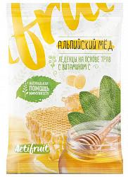 Виталор карамель леденцовая альпийский мед+витамин с 60г