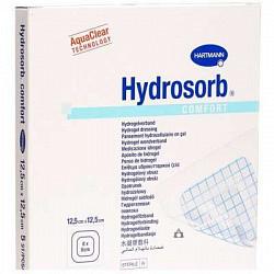 Хартманн гидросорб комфорт повязка 12,5х12,5см 5 шт.