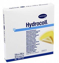 Хартманн гидроколл тин повязка гидроколлоидная 7,5х7,5см 10 шт.