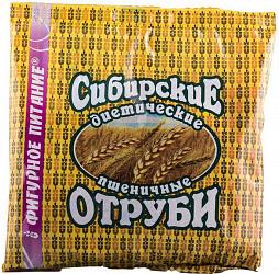 Отруби сибирские диетические пшеничные 200г