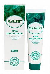 Малавит крем для суставов 100мл