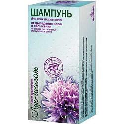 Бабушкины рецепты шампунь от выпадения волос и облысения лук-шалот 250мл