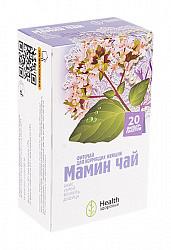 Мамин чай для кормящих женщин 20 шт. фильтр-пакет здоровье