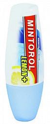 Минторол освежитель для полости рта лимон 25мл