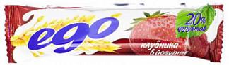 Эго мюсли клубника в йогурте 25г