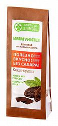 Лакомства для здоровья шоколад горький какао 100г