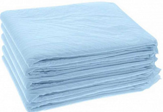 Пеленки одноразовые впитывающие 60х60 10 шт.