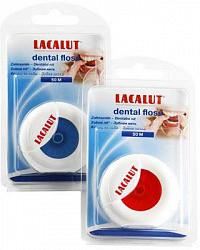 Лакалют дентал зубная нить 50м
