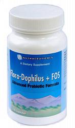 Флора-дофилус + фос капсулы 120 шт.