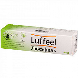 Люффель 20мл спрей назальный biologische heilmittel heel gmbh