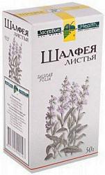 Шалфей листья 50г здоровье