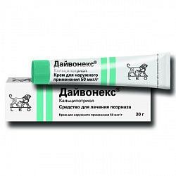 Дайвонекс 0,005% 30г крем