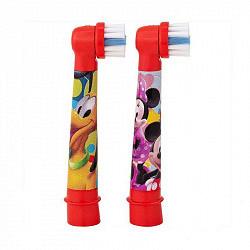 Орал-би насадки для детской электрической зубной щетки 2 шт.