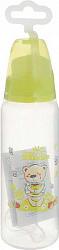 Мир детства бутылочка полипропиленовая с силиконовой соской 0+ арт.11033 250мл