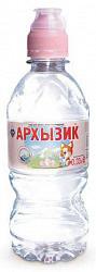 Вода мин. архызик спортивное 0,33л без газа пэт