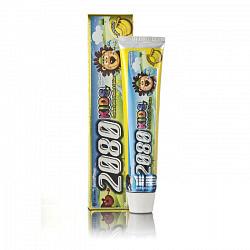 Керасис зубная паста 2080 детская банан 80г
