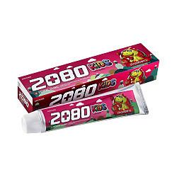 Керасис зубная паста 2080 детская клубника 80г